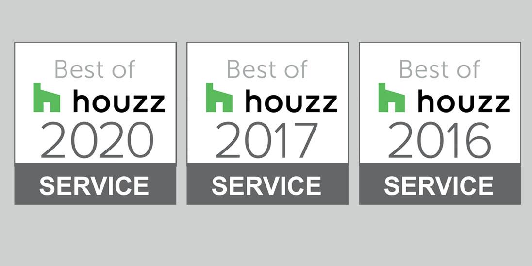 Best Of Houzz Service Awards