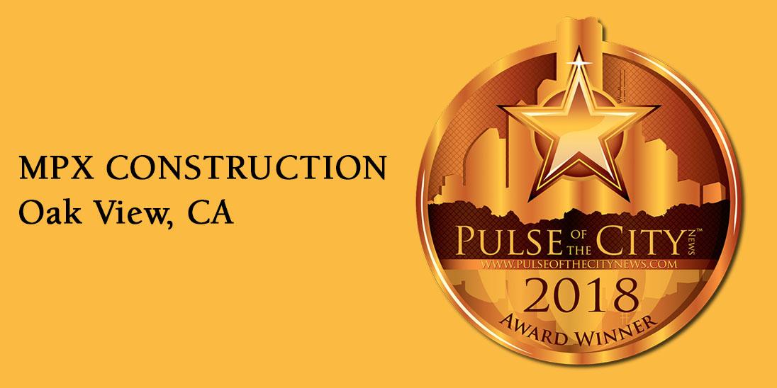 The Pulse of the City News Award