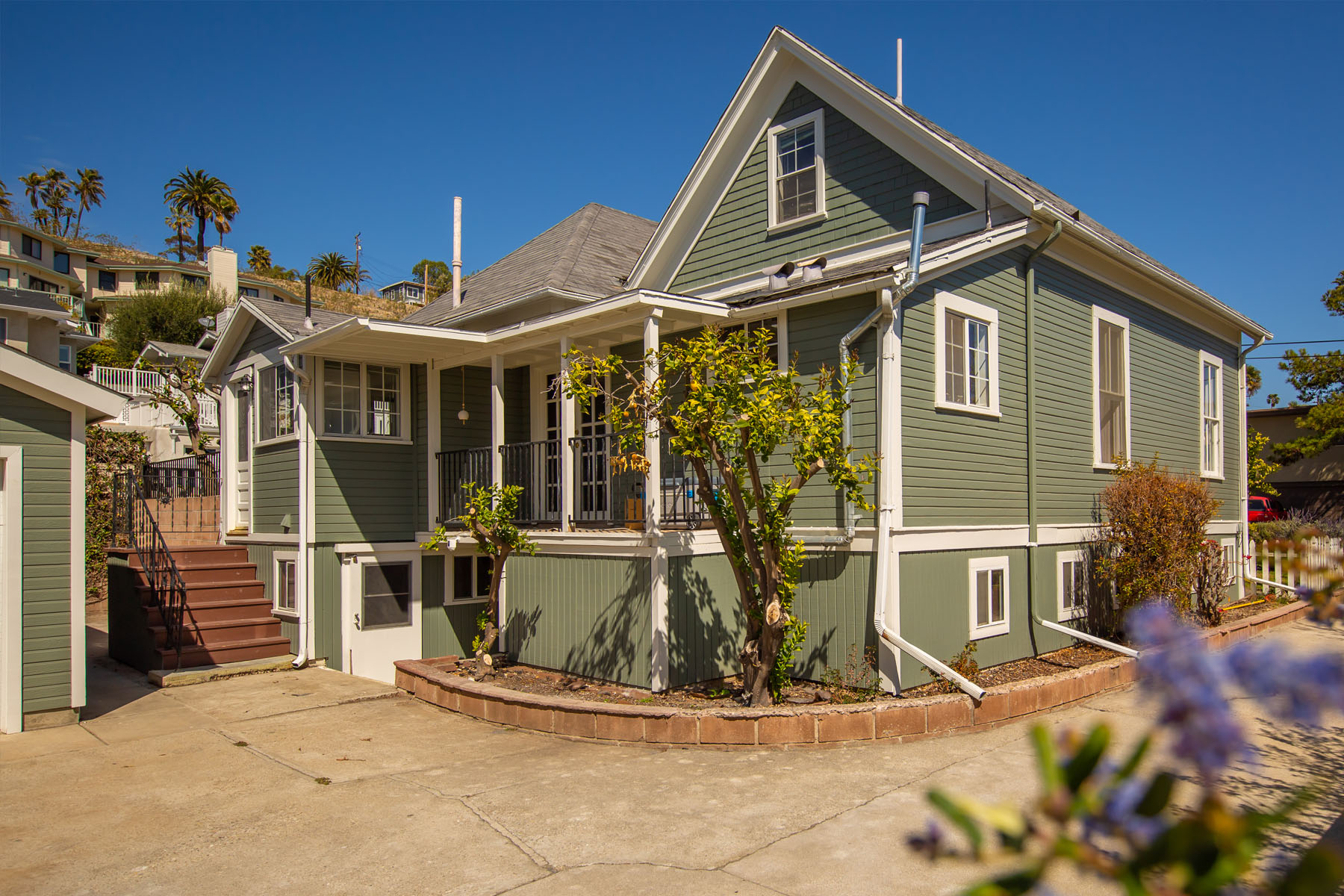 Laurel home exterior